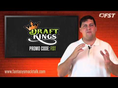 Week 4 - 2015 Daily Fantasy Football DraftKings Value Picks