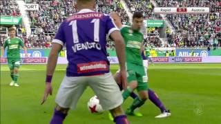 Tipico Bundesliga 2016/17, 30. Runde: SK Rapid Wien - FK Austria Wien 0:2 (Video-Highlights)