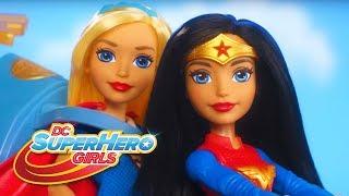 Jet Invisible de Wonder Woman | DC Super Hero Girls