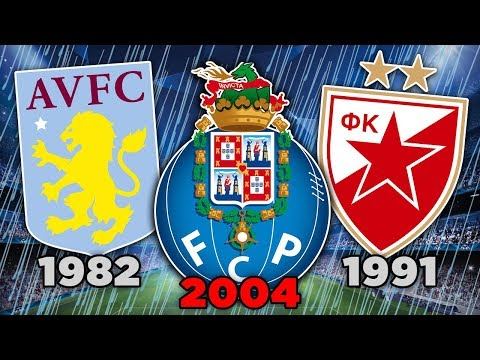 10 WORST Teams To Win The Champions League!