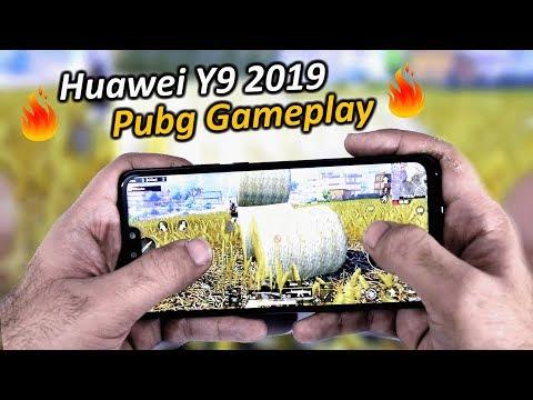 Huawei Y9 2019 Gaming Review - Pubg Gameplay 🔥🔥🔥