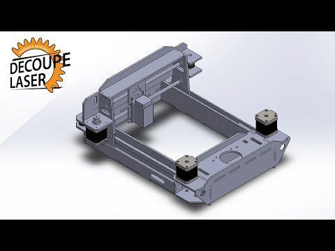 Fabriquer une découpe laser ? - Laser diode #1 - DIY - Monsieur Bidouille