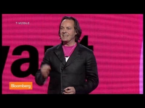 T-Mobile CEO: Duopolists AT&T, Verizon Raping You