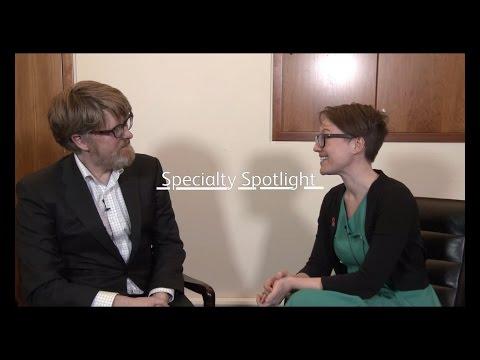 Specialty spotlight - respiratory medicine