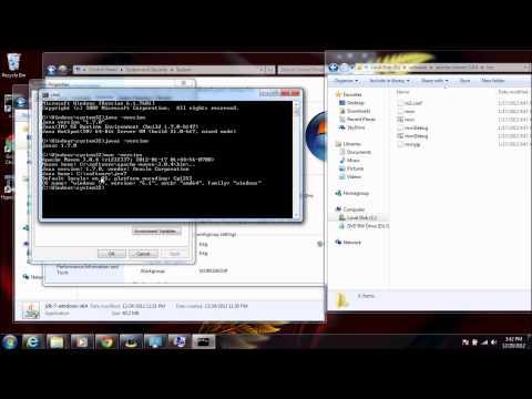 JDK Eclipse Maven Setup