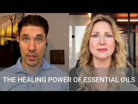 #234 The Healing Power of Essential Oils with Dr. Eric Zielinski