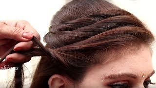 Quick Braided Hairstyle for School Girls ★ Everyday Hairstyles for Girls 2018 ★ hairstyles 2018