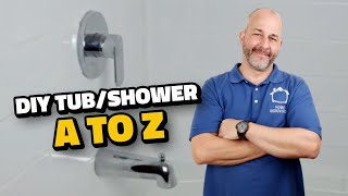 DIY Bathroom Renovation | Step by Step Guide | from A to Z