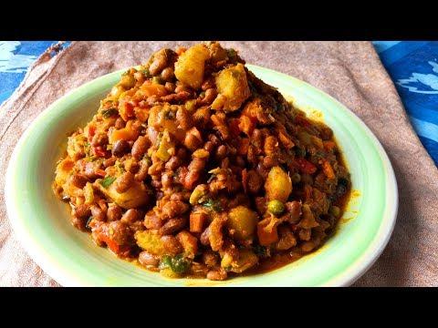 Beans and Potato Recipe: How to Cook Healthy Beans and Potato Porridge