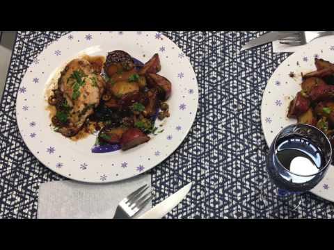 Classic Chicken Marbella
