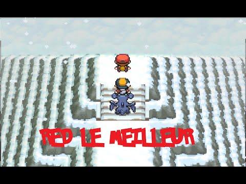 [TUTO]Comment aller affronter Red dans pokémon Soulsilver ou Or Heartgold