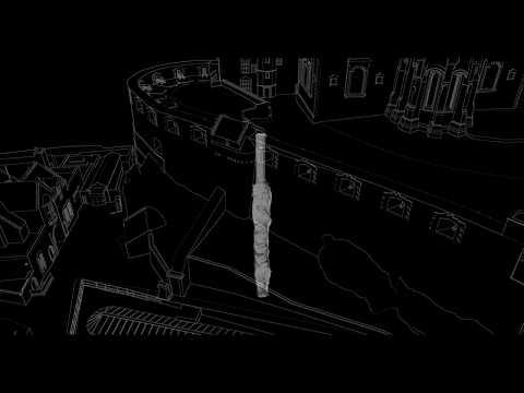 3D Digital Documentation of Edinburgh Castle Fore Well