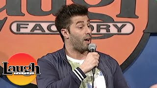 Adam Ray - Uber Friendship (Stand-up Comedy)