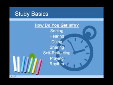 How Your Personal Learning Style Improves Grades