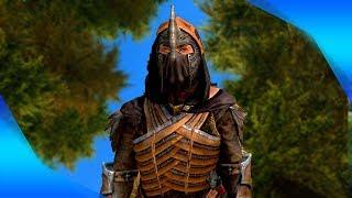 Skyrim Mod | BDO Clead Male Armor | Daikhlo