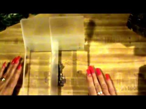 Blade less Acrylic Soap 2 in 1 Planer -  Beveler Product Review   Video Movie by Soaps N Suds N Such