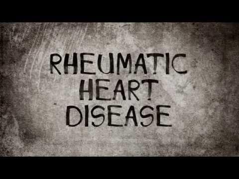 Strep Throat to Rheumatic Heart Disease