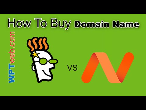 How To Buy Domain Name? Buy Domain Names Cheap On Godaddy & Namecheap - WordPress Tutorial 2