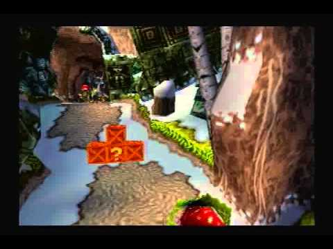Crash Bandicoot 2 [7]: Sonic Circles