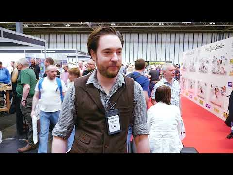 Makers Central 2018 - Interview with Matthew Smith of Badger Workshop