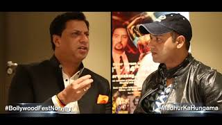 Madhur Bhandarkar OPENS UP On Why He Is Always Surrounded By CONTOVERSIES | Bollywood Fest Norway