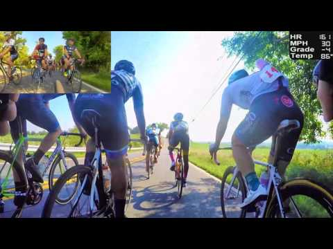 HD 2016 Road Bicycle Racing - 50 Mile Road Race (Trainer/Rollers)