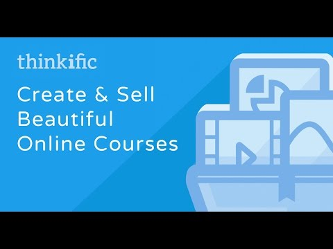 Build Your Own Online School with Thinkific, and Cha~zay