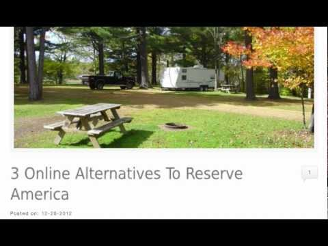 3 Online Alternatives To Reserve America
