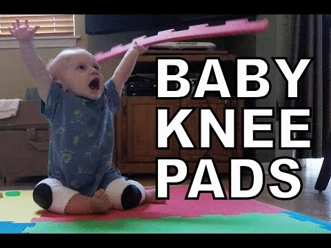 Baby Kneepads!