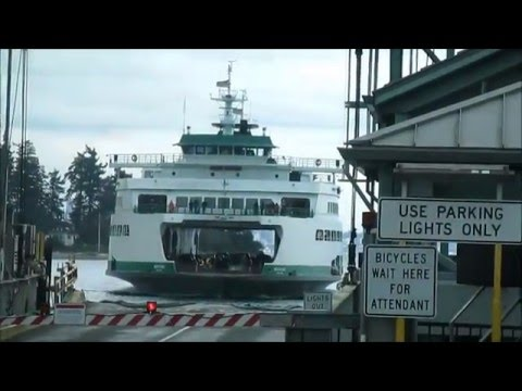 a trip to Seattle from Bainbridge Island