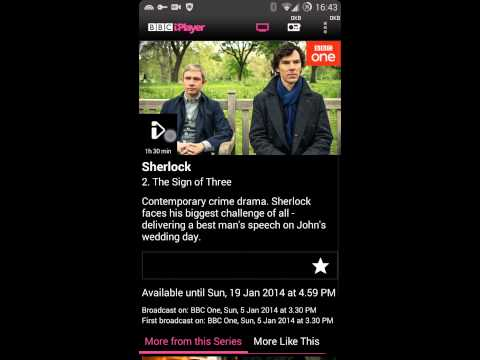 How to watch something on BBC's iPlayer from outside of the UK