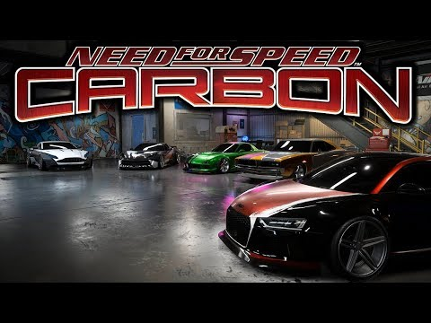 NFS Carbon Cars / (SHOWCASE,CINEMATIC)/ In Need For Speed Payback