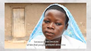 Mariam from Togo escaped forced and early marriage