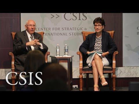 Careers in Global Development: Ambassador Patricia Haslach