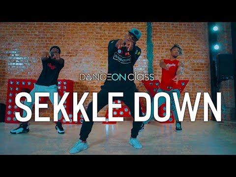 Burna Boy ft. J Hus - Sekkle Down | Jared Jenkins Choreography | DanceOn Class