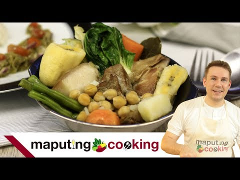 Classic Pochero Recipe | Filipino Cooking With Chris Urbano