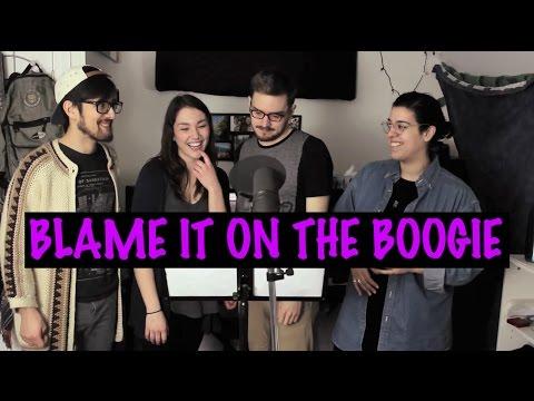 Blame it on the Boogie (live) - Original A Cappella Arrangement