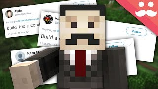 I Build Your SILLY REDSTONE IDEAS! #10!