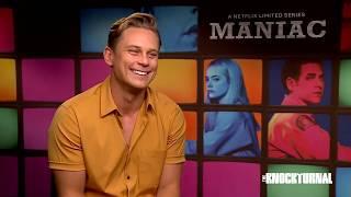 Download Billy Magnussen Talks New Netflix Show 'Maniac' Video