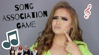 Song Association Game - Elise Wheeler