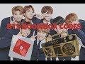 Download  BTS MUSIC CODES MP3,3GP,MP4