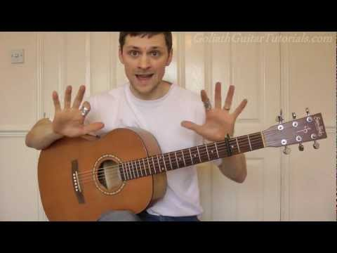 Improving Fingerstyle Guitar Technique - Tip #1