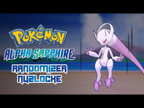 Pokemon Alpha Sapphire Randomizer Nuzlocke 00 - Mewtwo's Rage
