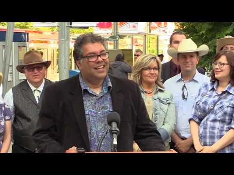 [RAW COVERAGE] Province commits to the Calgary Green Line