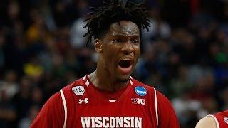 Wisconsin vs. Villanova: Nigel Hayes wins it for the Badgers