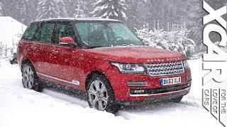 Range Rover Hybrid: Tearing up Nature, Saving the Planet