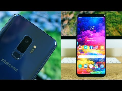 Samsung Galaxy S9+ Review: Two Weeks Later!