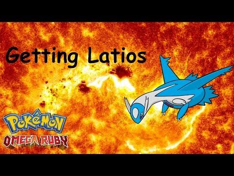 Pokemon Omega Ruby & Alpha Sapphire guide #1: How to get Latios/Latias