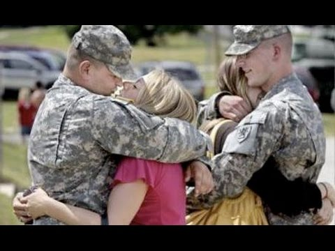 Best Soldiers Surprise Coming Home 2015 Compilations #16