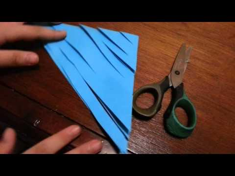 How to make paper lantern